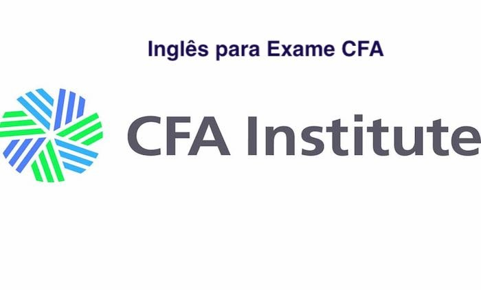 Inglês para exame CFA 7